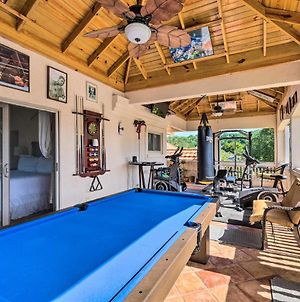 Beachfront Discovery Bay House With Home Gym And Pool! photos Exterior