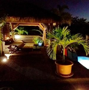 Villa With 3 Bedrooms In Sainte Anne With Private Pool Enclosed Garden And Wifi 6 Km From The Beach photos Exterior