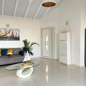 Villa With 2 Bedrooms In Le Moule With Wonderful Sea View Private Pool Enclosed Garden photos Exterior
