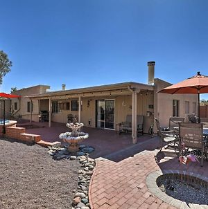 Tucson Retreat With Patio, Yard And Mtn Views! photos Exterior