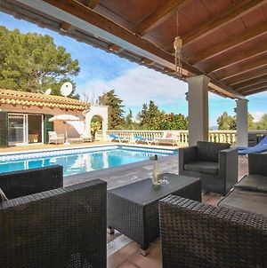 Luxury 10 Person Villa With Private Pool And Sea View Over The Bay Of Pollensa photos Exterior