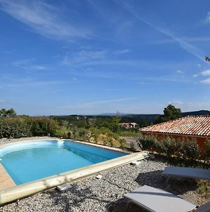 Beautiful Villa In Joyeuse With Private Pool photos Exterior