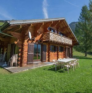 Spacious Chalet In Chatel France With Sauna photos Exterior
