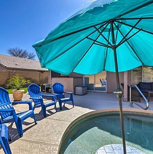 Gilbert Retreat With Outdoor Kitchen And Private Pool! photos Exterior
