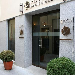 Hotel Real De Illescas photos Exterior