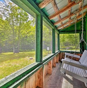Private Granby Cabin - 14 Miles To Burke Mtn! photos Exterior