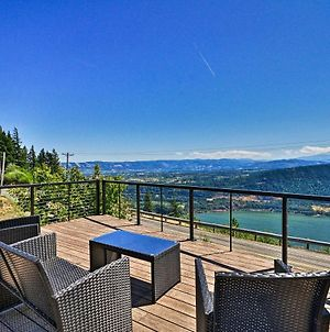 Modern Underwood Home With Deck And Mt Hood Views photos Exterior