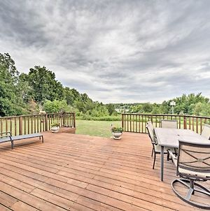 Spacious Apt With Fire Pit And Lake Sugema Views! photos Exterior
