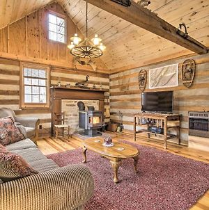 Scenic Cabin With Deck And Fire Pit - Near Hiking! photos Exterior