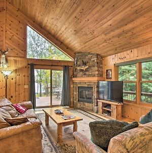 Pet-Friendly Cabin On Lake Vermillion With Dry Sauna! photos Exterior