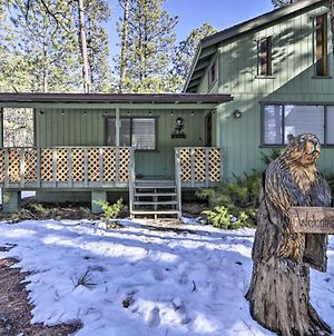 Pinetop Lakes Country Club Retreat With Porch photos Exterior