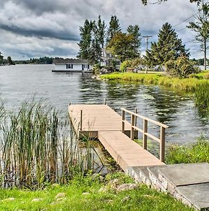 Waterfront Wellesley Island Apt With Private Dock! photos Exterior