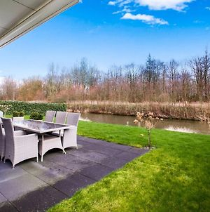 Luxury Villa For 8 People With Spacious Garden And Near Harderwijk photos Exterior
