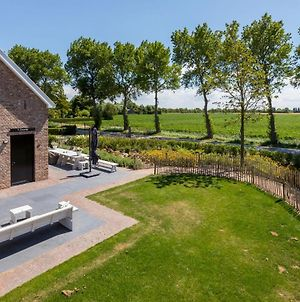 Lush Mansion In Vrouwenpolder With Private Fenced Garden photos Exterior