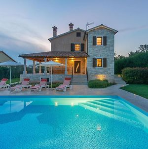 Modern Villa With Private Pool In Dubravci Croatia photos Exterior