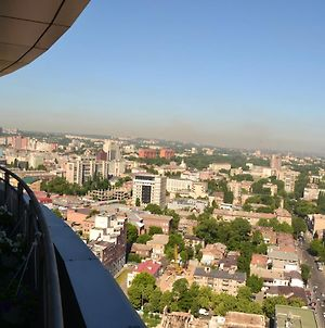 Skytech Most City Hotel 19 Floor Panoramic View photos Exterior