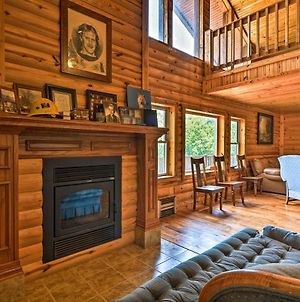 Pastoral Log Cabin With Trails About 1Mi To Grand Lake photos Exterior