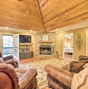 Little Bear Creek Home With Lake Views And Fire Pit photos Exterior