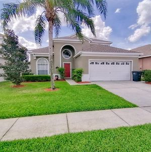 Sp8143 - Fabulous 6 Bedroom Pool Home With Conservation View At Windsor Palms Close To Disney World photos Exterior