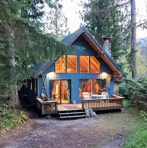 Mt Baker Rim Cabin #53 - A Cozy Cabin With A Open Fire Place And Outdoor Hot Tub photos Exterior