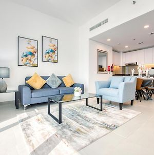 Harmonious 1Br In The Pulse Residences Dubai South By Deluxe Holiday Homes photos Exterior