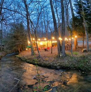 Creekside Cottage In Blue Ridge - On The Water! photos Exterior