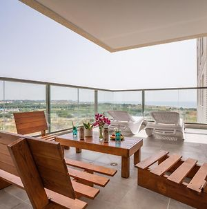 Vibrant Apartment With Sea View And Balcony To On The Sea In Achziv photos Exterior