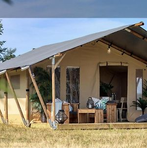 Luxurious Safari Tent - Two Bed Self Contained Pod photos Exterior