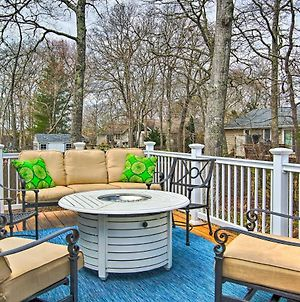 Cape Cod Retreat With Deck - 2 Mi To Beaches! photos Exterior