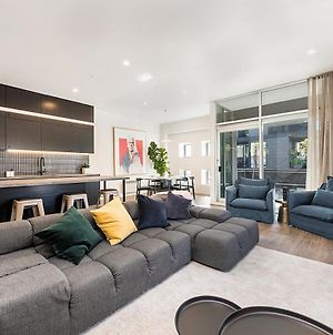 Incredible Duplex With Balconies In The Heart Of Fitzroy photos Exterior