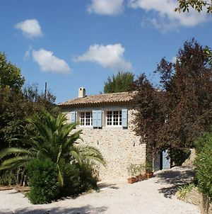 Stone Cottage, 2-4 People, At Provence Mas 16th Cent, Pool, Garden, Parking photos Exterior