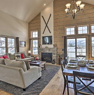 Cozy Fraser Cabin With Hot Tub And Mountain Views photos Exterior