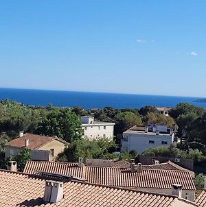 Beau 2 Pieces Vue Mer Avec Garage - Nice 2 Room Sea View With Garage photos Exterior