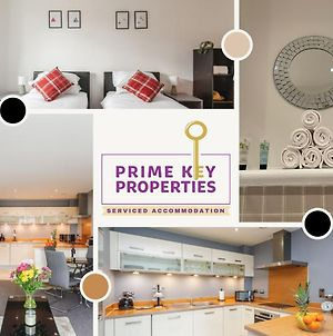 2 Bedroom Apartment At Prime Key Properties Serviced Accommodation Northampton - Free Wifi & Parking, Alpha House photos Exterior