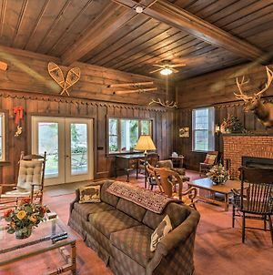 Cozy Wilcox Home On East Branch Of Clarion River! photos Exterior