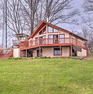 Family Home With Hot Tub 2 Minutes To Swain Resort! photos Exterior