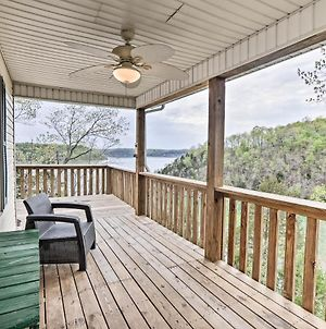 Lakefront Home With Multi-Level Deck, Near Somerset! photos Exterior