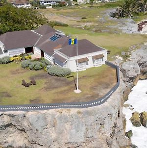 Beachy Head Villa Is An Authentic Large Barbadian On The Sea Front photos Exterior