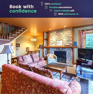 4Br Chalet-Style Condo With Views Of Tremblant photos Exterior