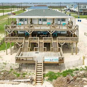 Unobstructed Oceanfront Speckled Trout Unit 5 Beach Pad! photos Exterior