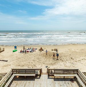 Unobstructed Oceanfront Seagull Unit 3 Beach Pad! photos Exterior