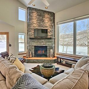 Silverthorne Home With Hot Tub, Deck And Mtn View photos Exterior