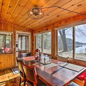 Pike Lake Retreat With Boat Slip And Fish House! photos Exterior