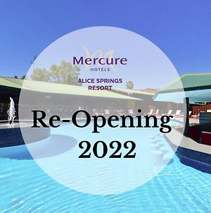 Mercure Alice Springs Resort photos Exterior