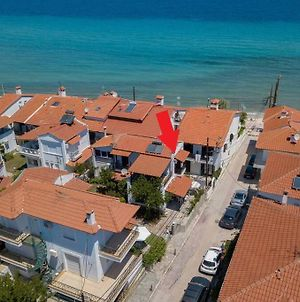 House In Polihrono With 2 Bdrms 40Mtrs From Beach photos Exterior