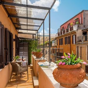 Lovely Home Spanish Steps With Balcony photos Exterior