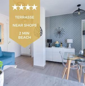 2 Minutes Walking Distance To Beaches And Shopping! With Terrace photos Exterior