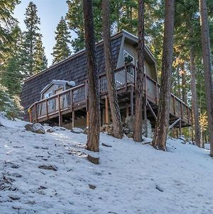 Sutter By Avantstay - Cozy Tahoe Solitude Cabin In Serene Forest Setting photos Exterior