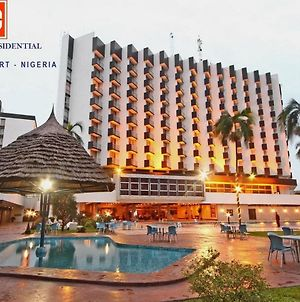 Room In Lodge - Hotel Presidential Port Harcourt photos Exterior