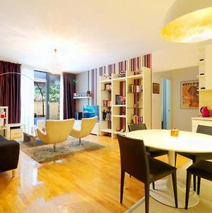 Apartament Nightingale Close To The Zoo Bucharest And Shopping City Baneasa photos Exterior